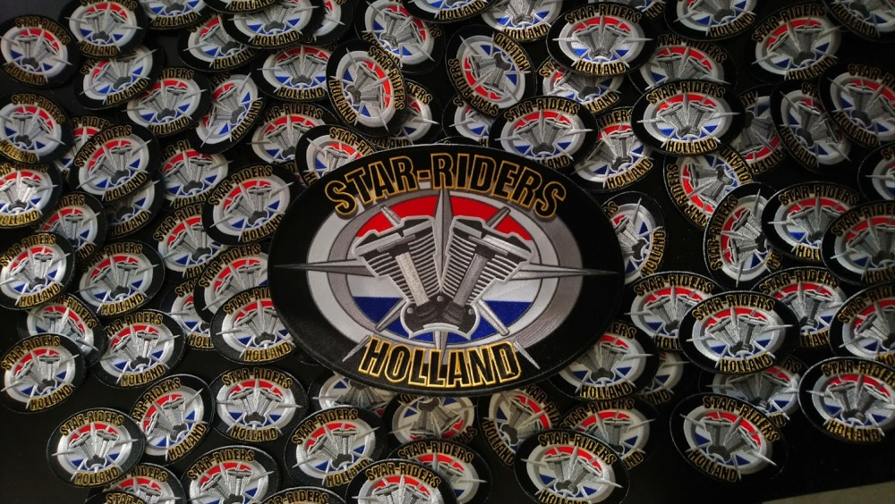Badge Starriders Holland